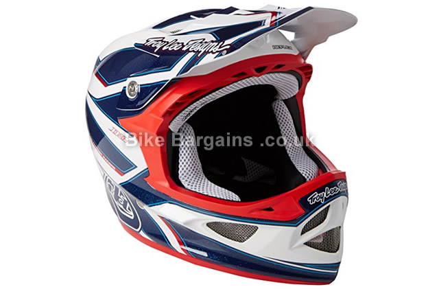 Troy Lee Reflex Downhill Full Face MTB Helmet L