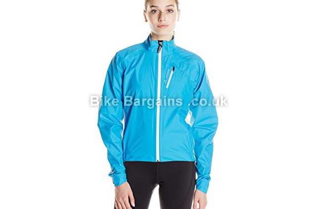 Vaude Ladies Spray Cycling Jacket blue, 38, 44