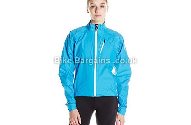 Vaude Ladies Spray Cycling Jacket blue, 38, 44