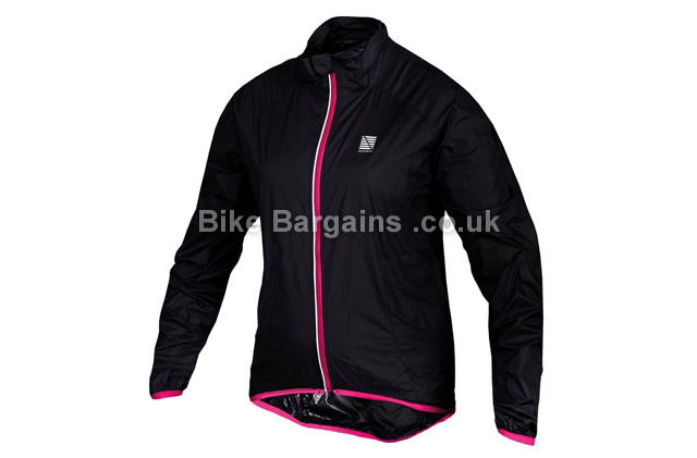 Altura Flite Ladies Waterproof Black Cycling Jacket 10, 16, black