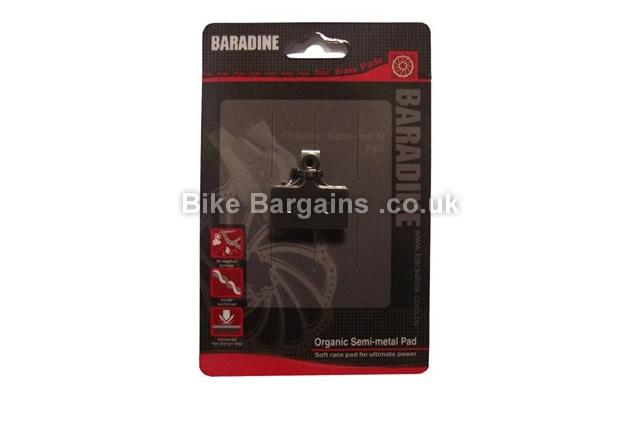 Baradine Shimano XTR Organic Disc Brake Pads 2011