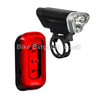Blackburn Local 75 and 10 Front Rear Cycling Light Set