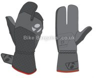 Bontrager RXL Waterproof Softshell Thinsulate Split Finger Cycling Glove