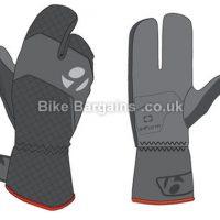 Bontrager RXL Waterproof Softshell Thinsulate Split Full Finger Gloves