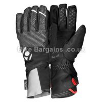Bontrager RXL Waterproof Thinsulate Softshell Full Finger Gloves
