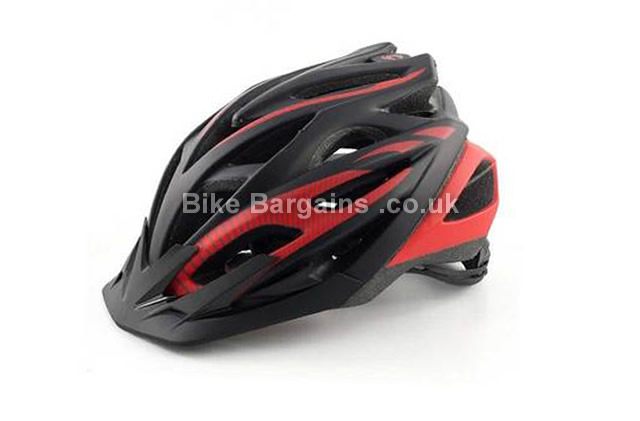 Cannondale Radius Cycle Helmet red, S,