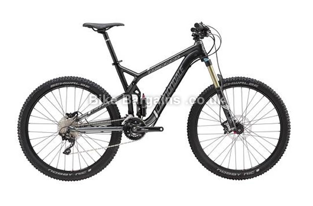 Cannondale Trigger Alloy 4 Mountain Bike 2016 black, M