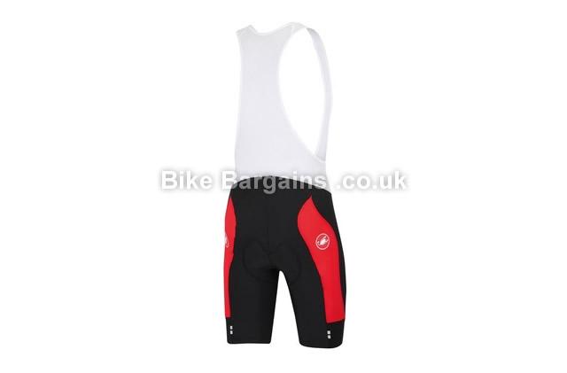 Castelli Evoluzione Cycling Bib Shorts 2016 S,black