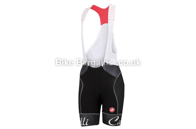 Castelli Free Aero Ladies Cycling Bib Short black, XS, XL