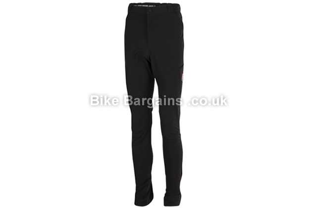 Castelli Meccanico Waterproof Cycling Trousers black, XL