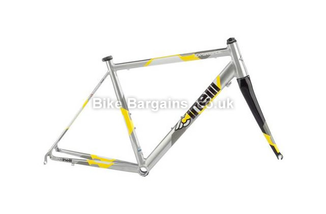 Cinelli Experience Columbus Alloy Road Bike Frameset 2016 L