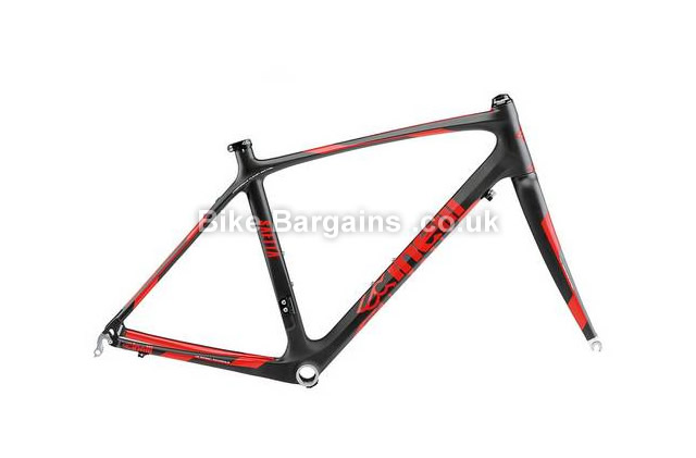 Cinelli Saetta Radical Columbus Carbon Road Bike Frameset 2016 M,XL