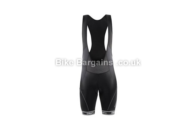 Craft Velo Black Cycling Bib Shorts XS,S