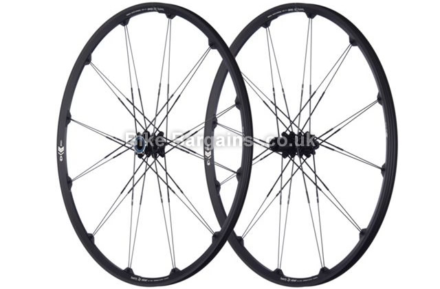 Crank Brothers Cobalt 3 Lefty 29 inch Mountain Bike Wheelset 2016 black, 29""