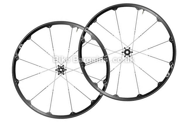 "Crank Brothers Iodine 3 29 inch Mountain Bike Wheelset 2016 1850g, 29"", black"