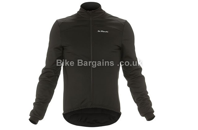 De Marchi Windproof Cycling Jacket 2 2016 XXL, black