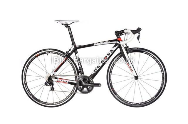 De Rosa Planet Di2 Ultegra Carbon Road Bike 2016 47cm, 50cm, 53cm, 55cm, 58cm