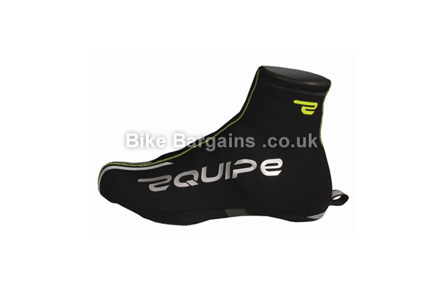 Endura Equipe Superstretch Waterproof Black Overshoes S, black