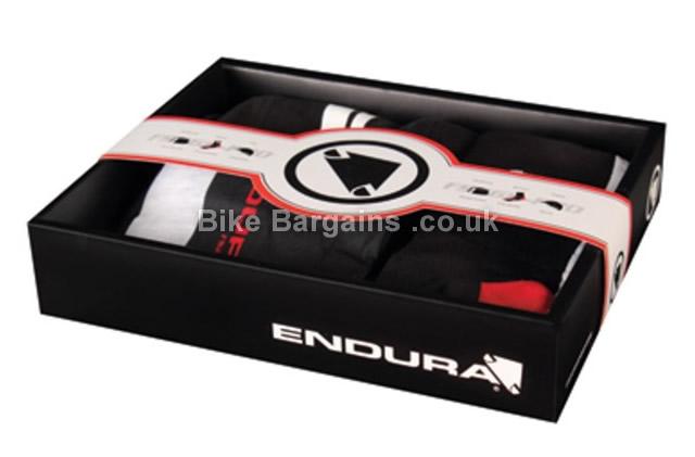 Endura FS260 Pro Cycling Sock Cap Gift Pack S,M,L,XL