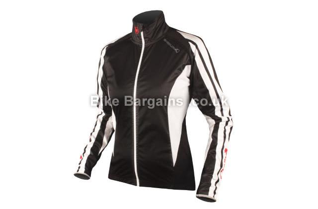 Endura Ladies FS260 Pro Jetstream Jacket red, black, XS, M, L