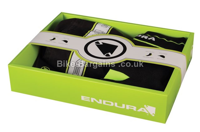 Endura Retro Cycling Sock Cap Gift Pack S,M,L,XL
