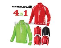Endura Luminite 4 In 1 Windproof Waterproof Jacket