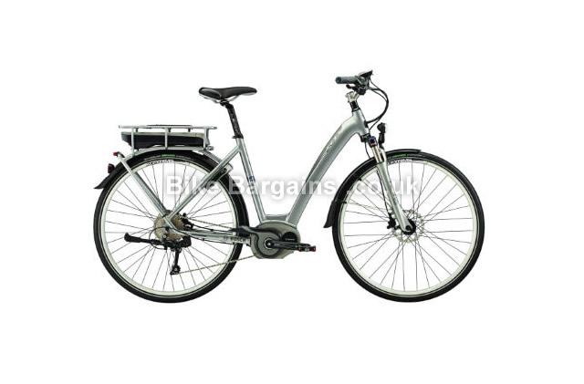 Felt Verza E30 Alloy Electric Bike 2016 grey, 56cm