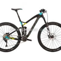 Felt Virtue 2 29″ Carbon Full Suspension Mountain Bike 2016