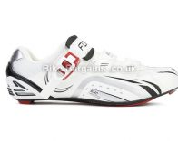 Force Race White Carbon Road Cycling Shoes