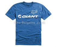 Fox Racing Giant Tech Casual T-Shirt 2015