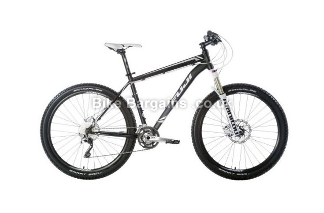Fuji Nevada 27.5 inch 1.0 LE Hardtail Mountain Bike 2015 21""