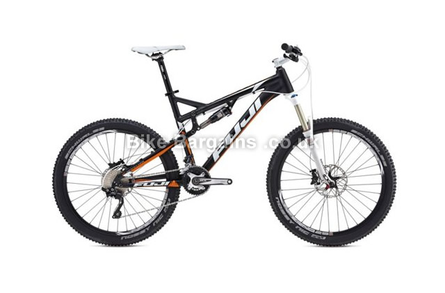 "Fuji Reveal 29 inch 1.3 Full Suspension Mountain Bike 2014 black, 29"", 17"""