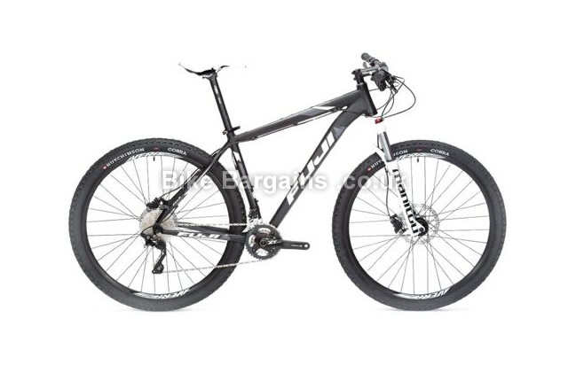 "Fuji Tahoe 29 inch 1.5 D LE Hardtail Mountain Bike 2015 19"", 29"""