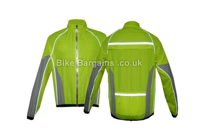 Funkier Lightweight Waterproof Cycling Jacket 2016 XL