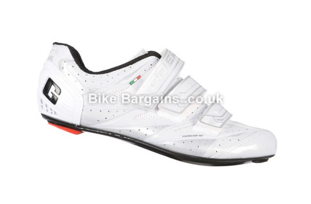 Gaerne Aurora Road Cycling Shoes white, 40