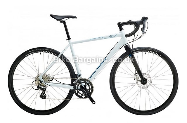 Genesis CdA 10 Alloy Road Bike 2016 M (56cm), White