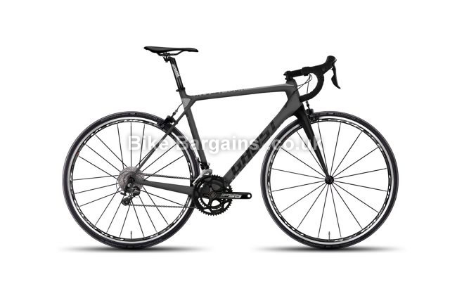 Ghost Nivolet Tour LC 2 Road Bike 2016 Grey, 46cm, 49cm, 52cm, 55cm,