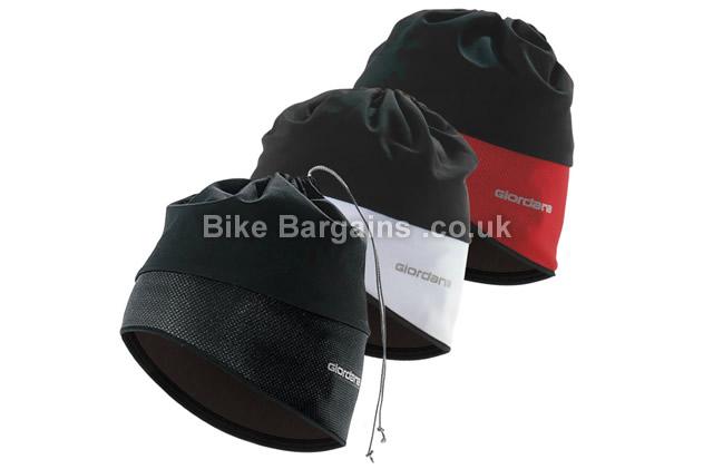 Giordana 3 Way Windtex Cycling Hat black