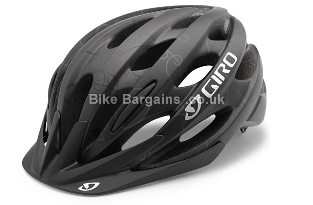 Giro Verona Ladies Black MTB Helmet black