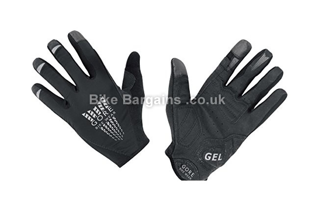 Gore Bike Wear Xenon Gel Long Racing Gloves size 10