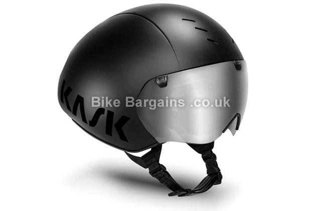 Kask Bambino Pro Road Time Trial Helmet blue, M