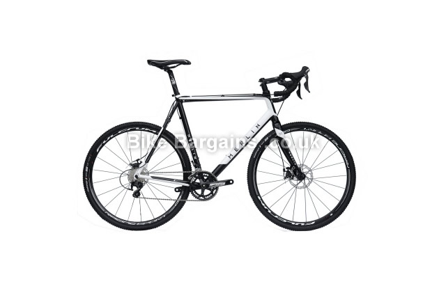 Merlin X2.0 105 11 Speed Double Butted Alloy Cyclocross Bike 2016 XS, inc FREE shoes & pedals!