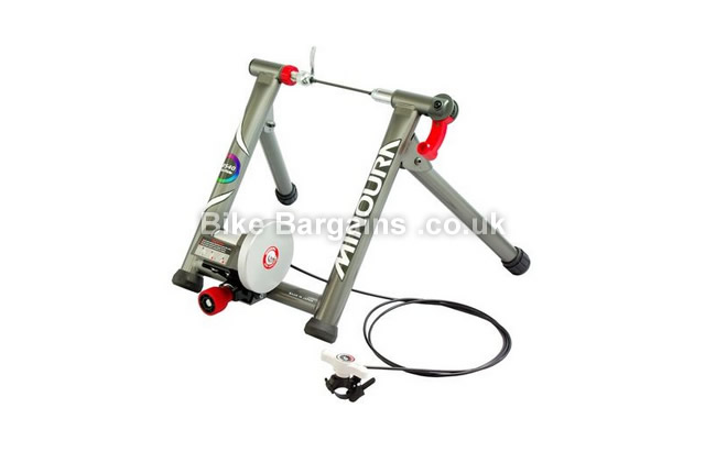 Minoura Live Ride 540 Magnetic Cycling Trainer 7 settings