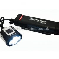 Moon XP1800 Lumens Rechargeable LED Front Light
