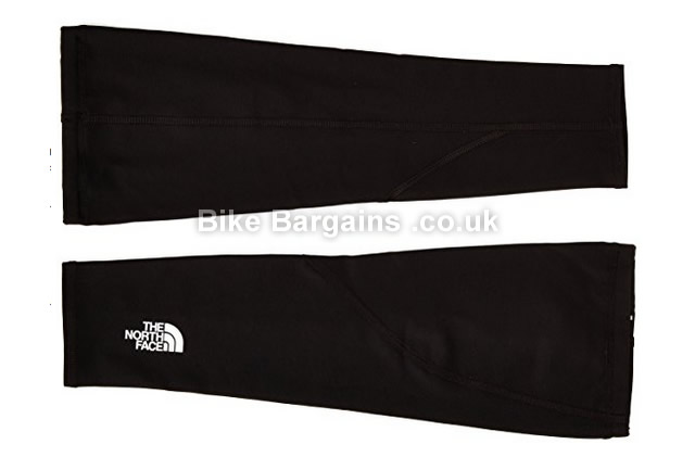 The North Face Arm Warmers L,XL, black
