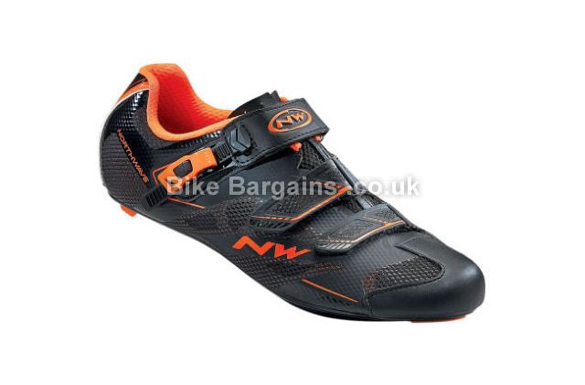 Northwave Sonic 2 SRS Carbon Road Shoes 40,41,black