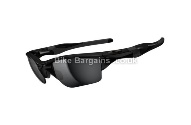 Oakley Half Jacket 2.0 XL Polished Black Cycle Glasses black