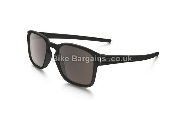 Oakley Latch Square Cycling Sunglasses black