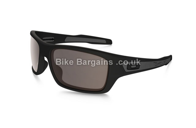 Oakley Turbine Cycling Sunglasses black