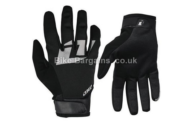 One Industries Atmosphere Waterproof Windbreaker Gloves 2016 black,XS,S,M,L,XL,XXL